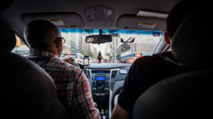 how does lyft work for passengers