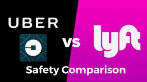 uber vs lyft safety