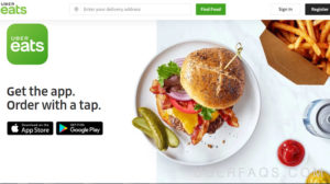 how to work for uber eats