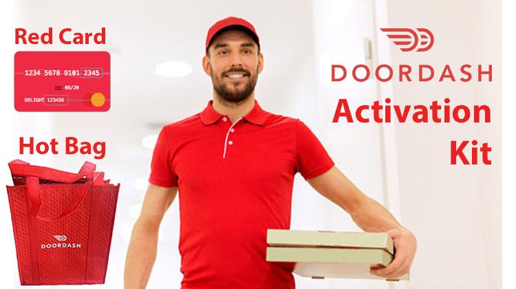 doordash activation kit