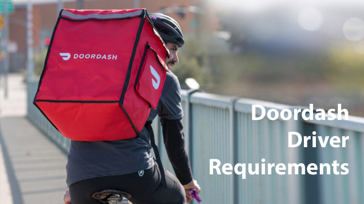 doordash driver requirements