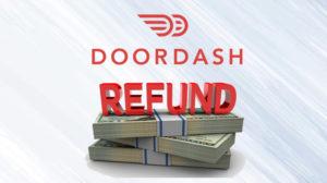 doordash refund