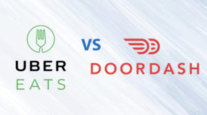 doordash vs ubereats
