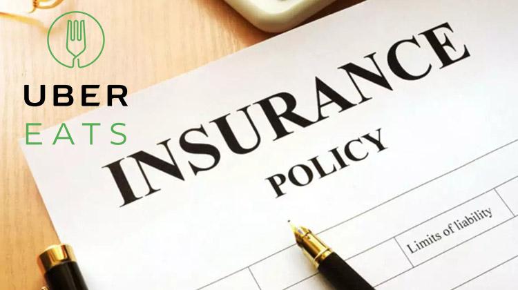 ubereats driver insurance