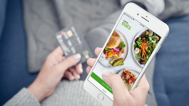 uber eats apps