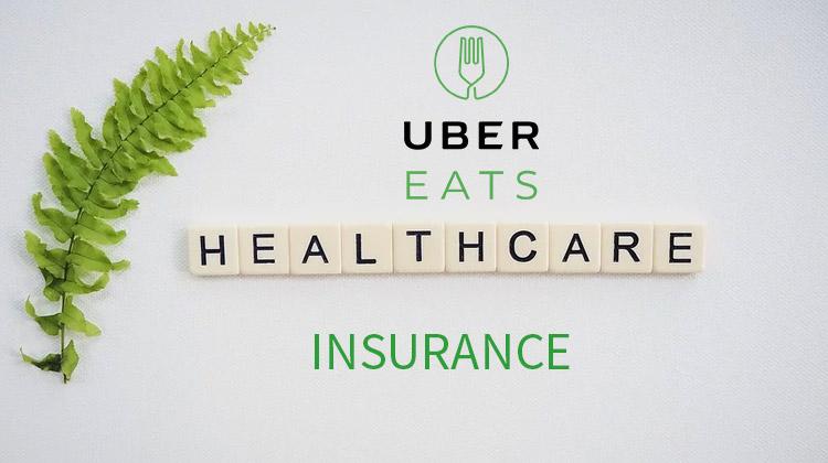 uber eats health insurance
