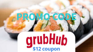 grubhub promo code for existing user