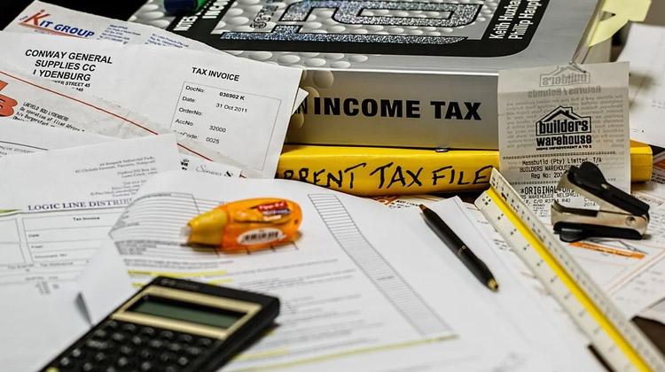taxes with doordash