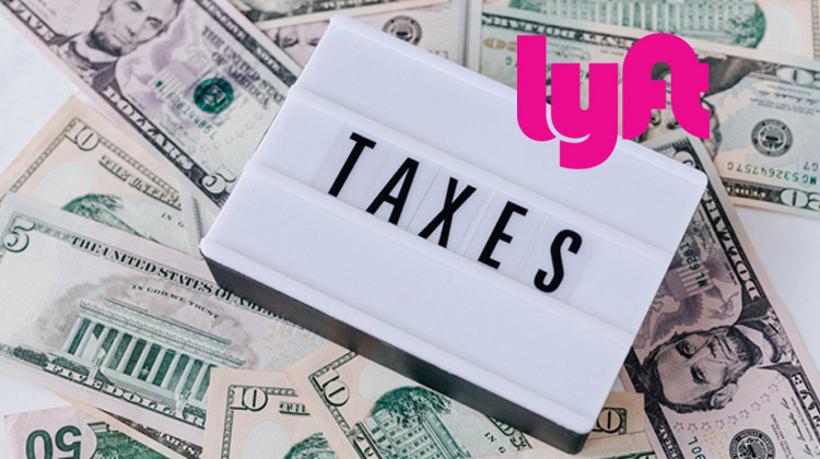 lyft tax documents